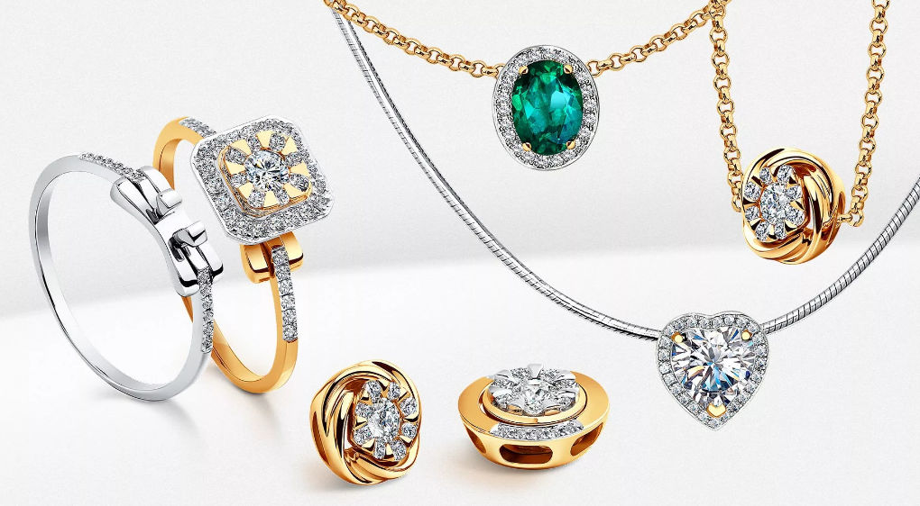 Как купить качественные украшения с бриллиантами