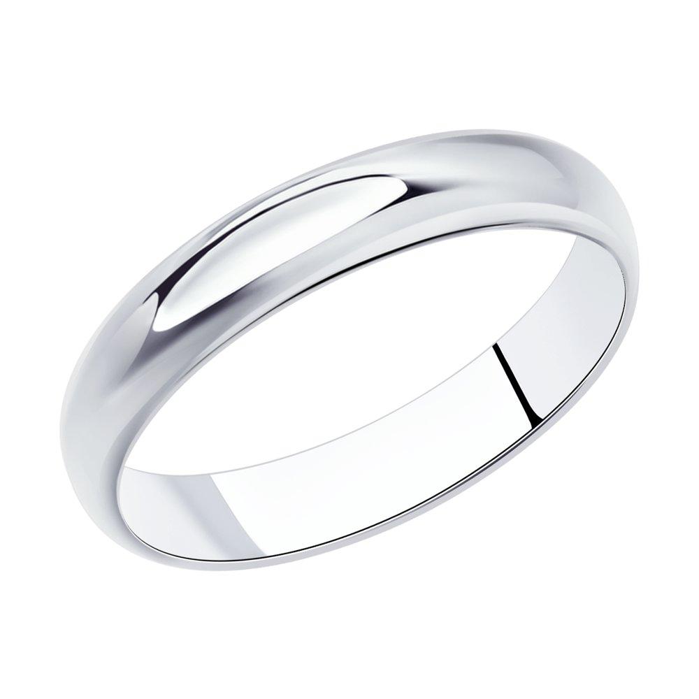 Причины купить обручальное кольцо из белого золота