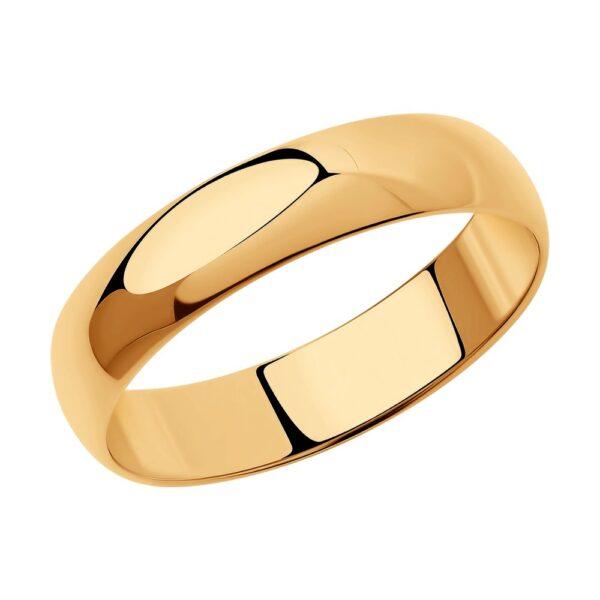золоченое кольцо