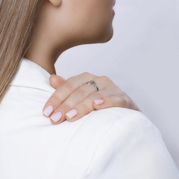 кольцо помолвочное